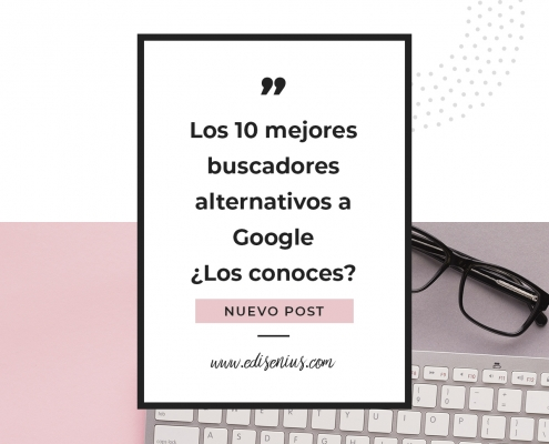 Buscadores alternativos a Google